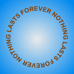 nothinglastsforever-circle