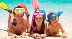 Single Parent beach holidays
