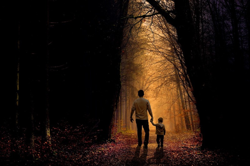Parenting with a Narcissist