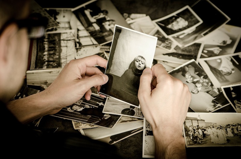 Reclaim your History After a Divorce
