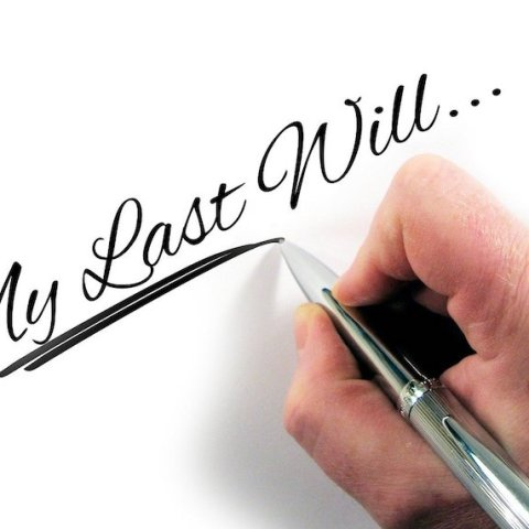Going through a divorce? Don't forget to update your Will!