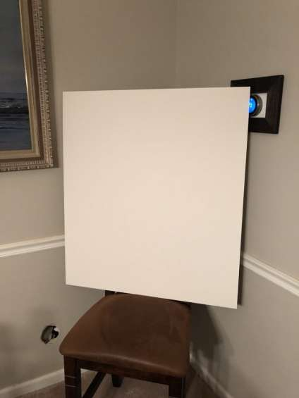 plain foam core board