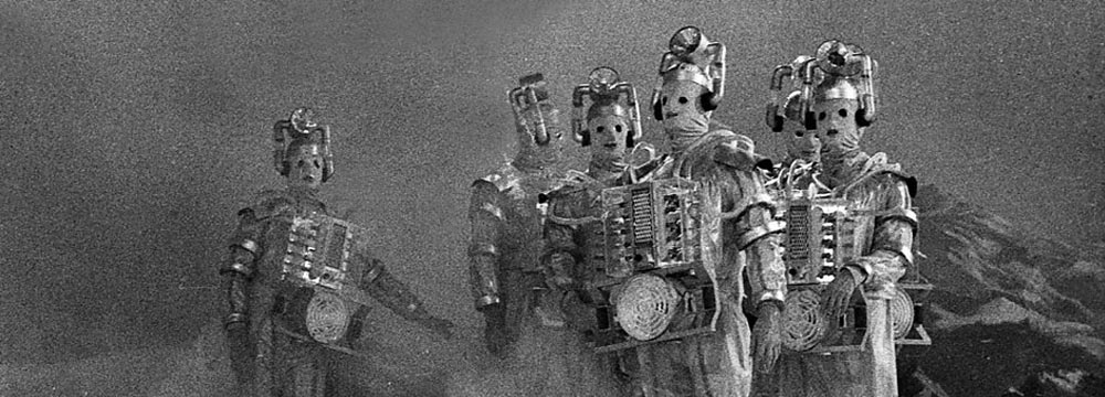 Image result for cybermen mondas