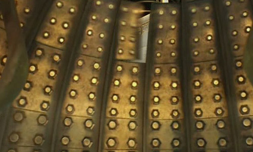Series One TARDIS Interior TARDIS Interior And Console