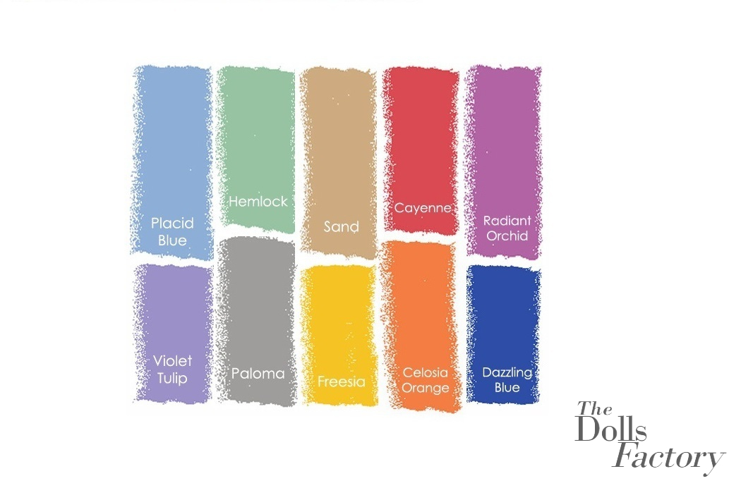 color trends for spring summer 2014 the dolls factory