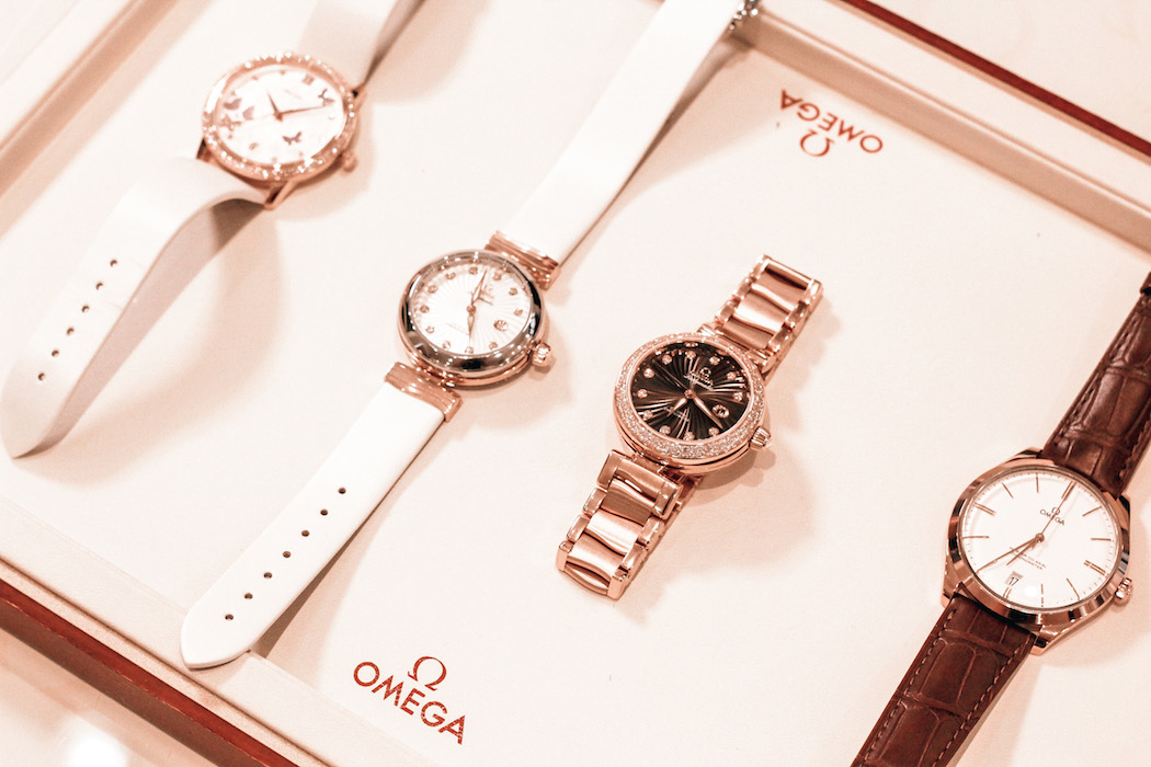 omega watches milano
