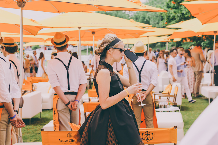veuve clicquot polo classic fashion blogger anja tufina10