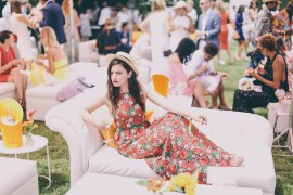 veuve clicquot polo classic fashion blogger