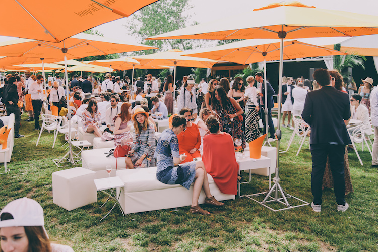 veuve clicquot polo classic fashion blogger anja tufina24