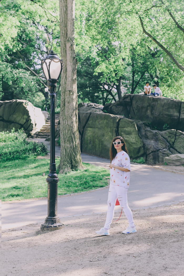 New York Travel Blogger Central Park anja tufina