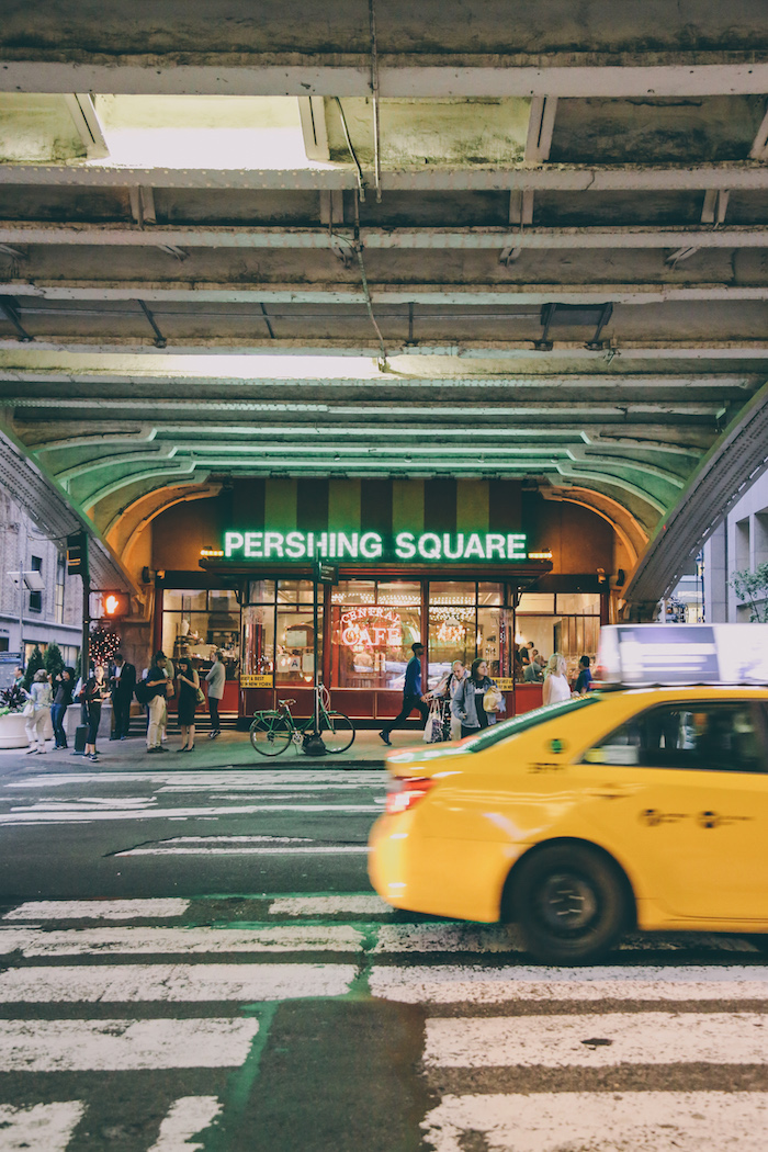 Pershing Square Grand Central Café