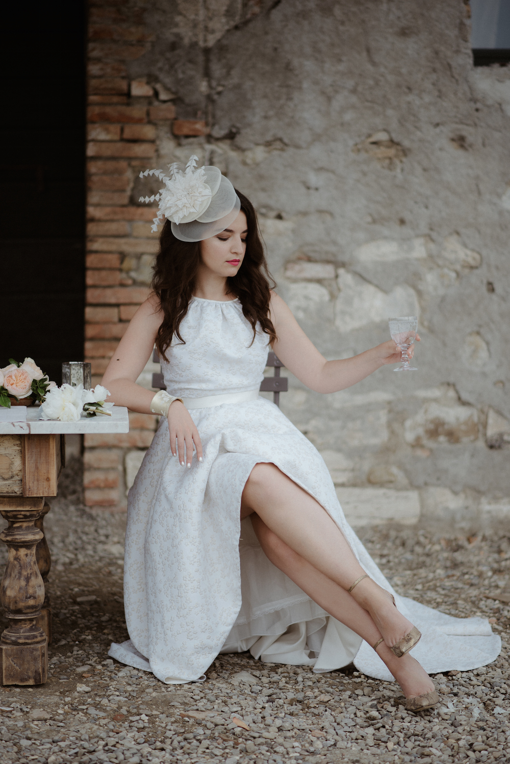 The Dolls factory Fashion Blogger Wedding