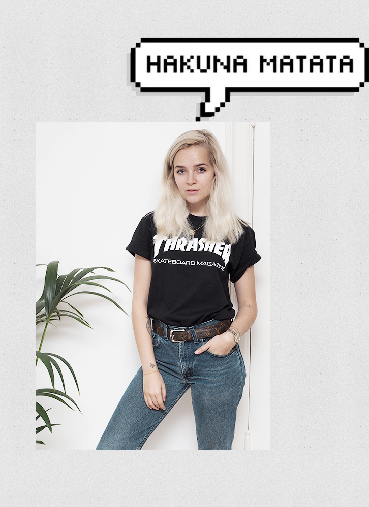 Logo T-Shirt Thrasher