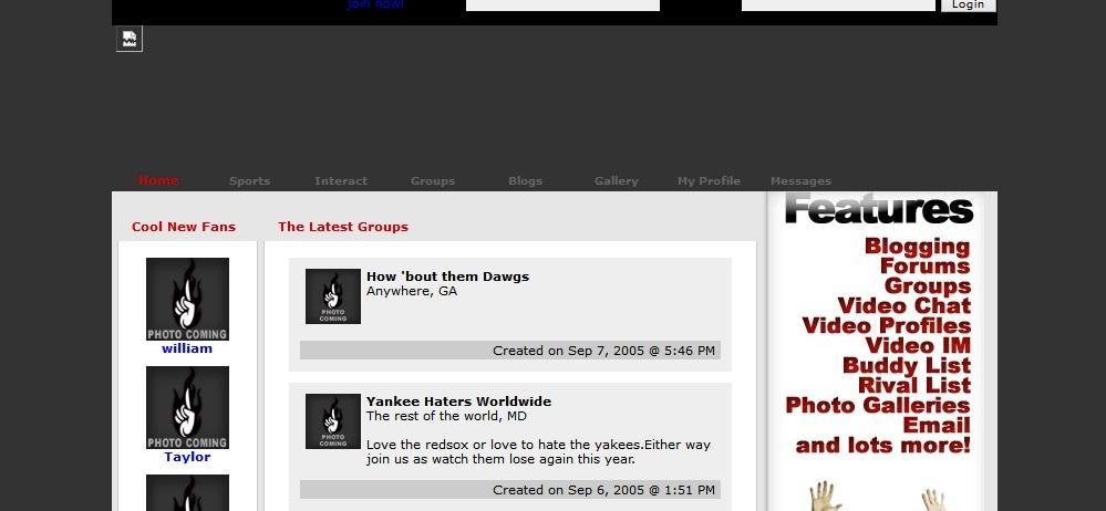 EveryTeam.com 2005