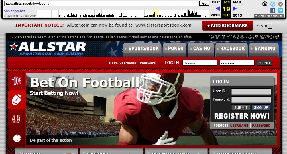 Allstar.com 2012