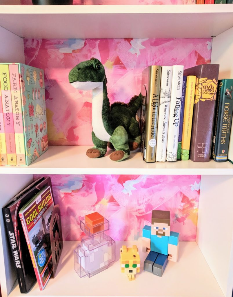 Diy Ikea Gerby Bookshelf Hack The Domestic Geek Blog