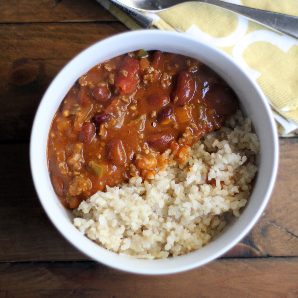 JAPANESE CURRY CHILI