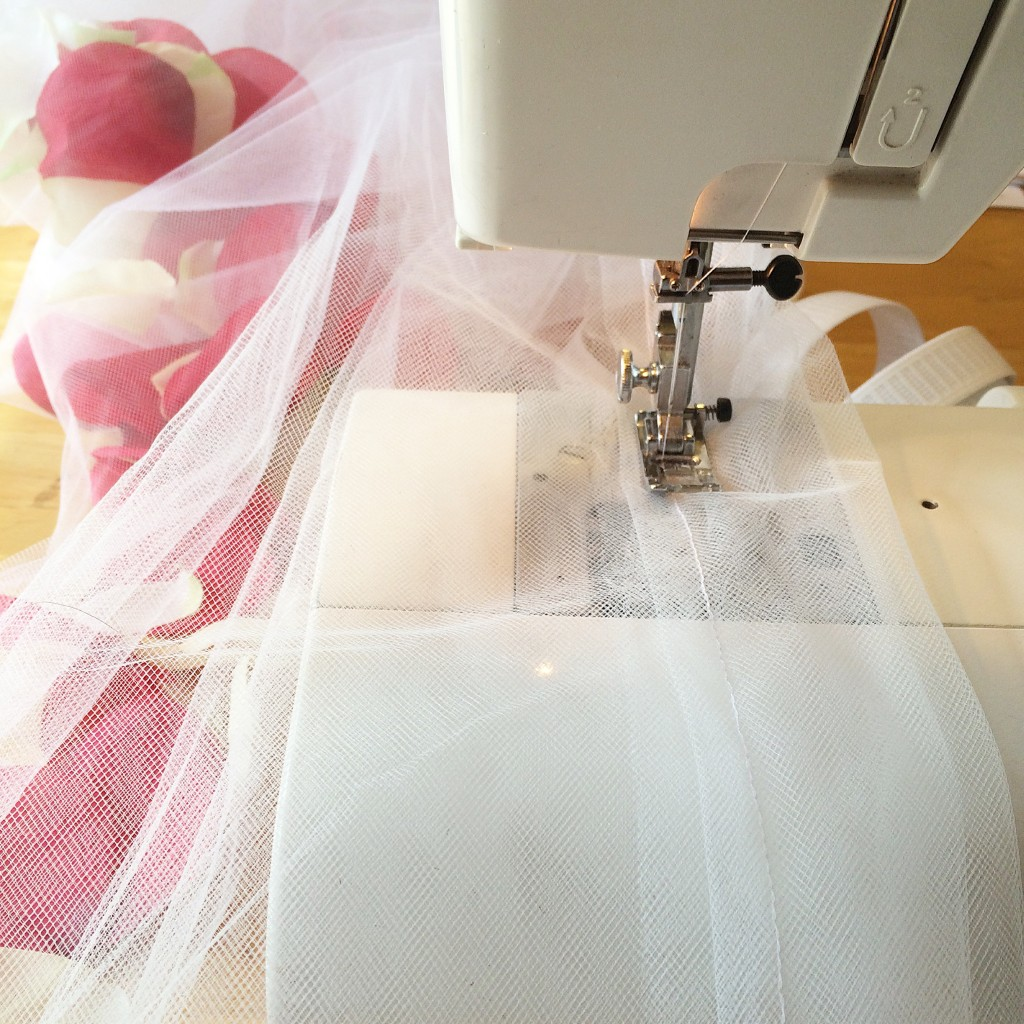 Easy DIY Tutu for Little Girls: A Perfect Sewing Project for Beginners from A Domestic Wildflower