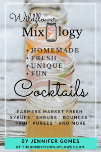 Wildflower Mixology Ebook
