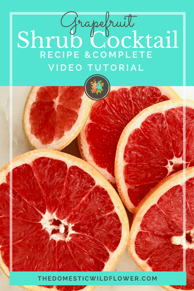 7 Easy Shrub Recipes