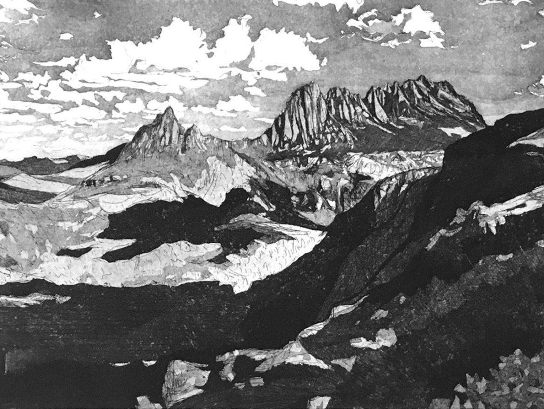 Harvey Mullen, Cradle Mountain
