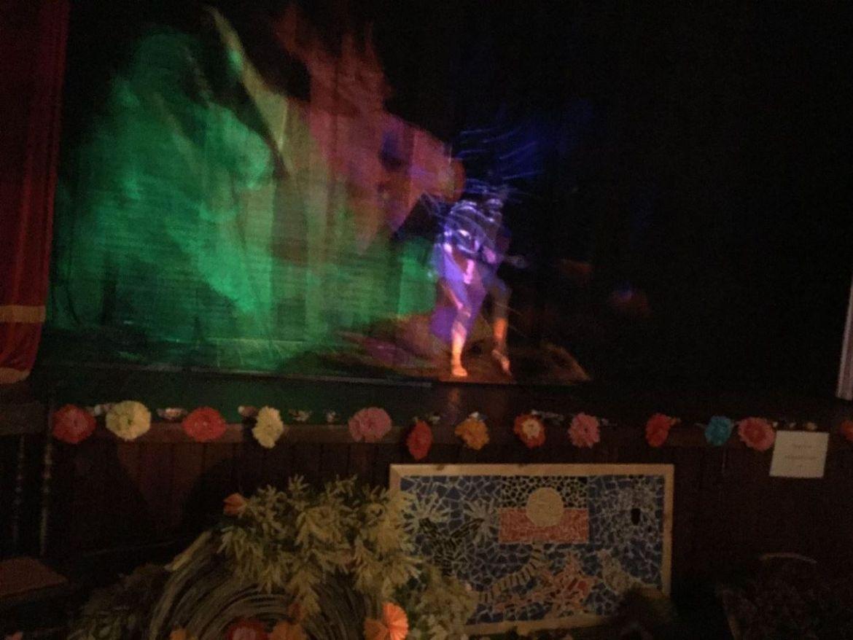 Floeur Alder, dancer - Petit Floeur, choreographer, Chrissie Parrott, performance Nannuup flower festival