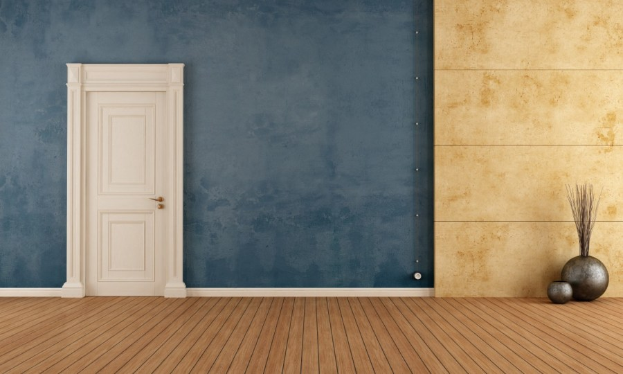 Should Your Interior Doors Be The Same Color As The Walls