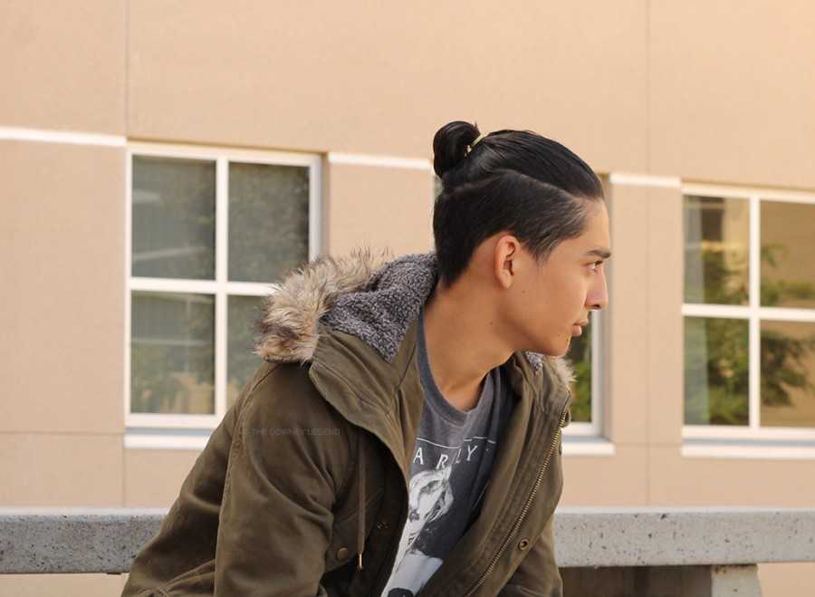 Are Man Buns Fab Or A Total Drag The Downey Legend