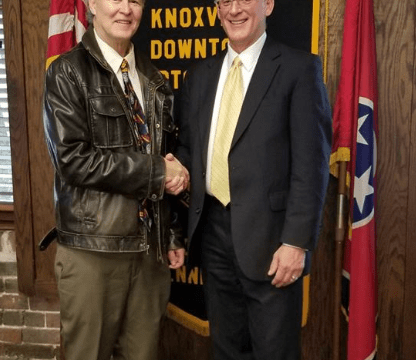 Tiim Wheeler who is running for Knoxville Civic Court Clerk