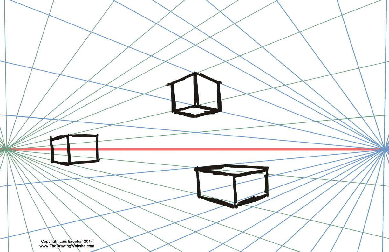Draw Fu Perspective Secrets