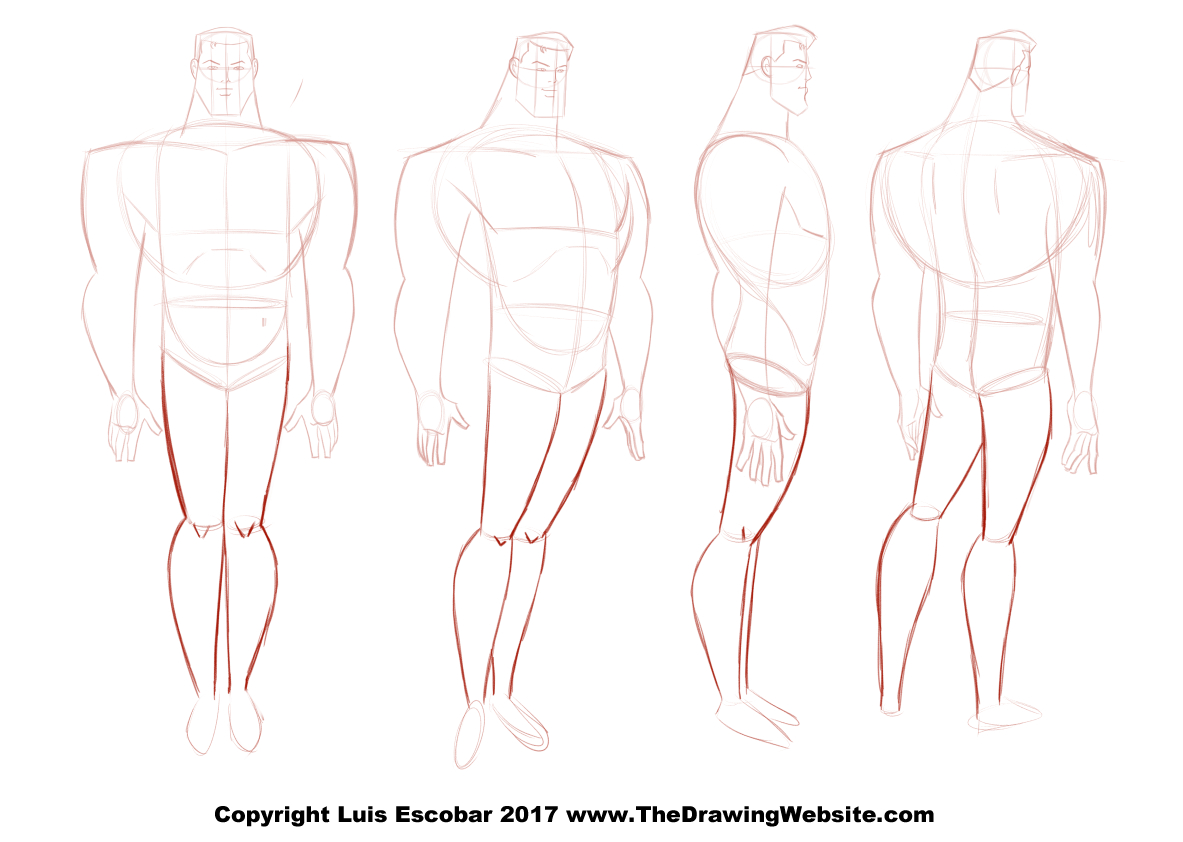 Anatomy Male Drawing Leg Aesthetic Anime | www.picturesboss.com