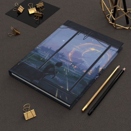 v1.2 Hardcover Journal
