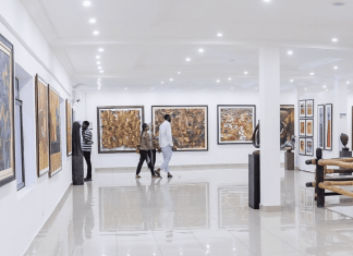 top contemporary art galleries in abuja