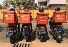 Ordering Food Online in Lagos