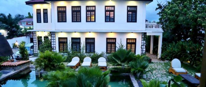 OLMA Colonial Suites accra