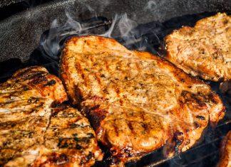 garlic pork chops recipe