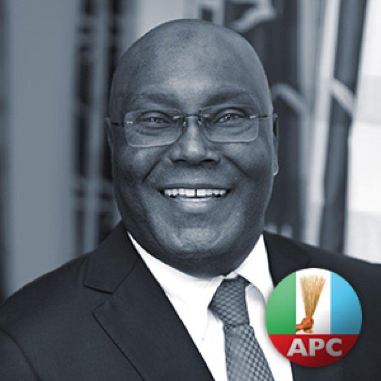 Former Vice President, Atiku Abubakar