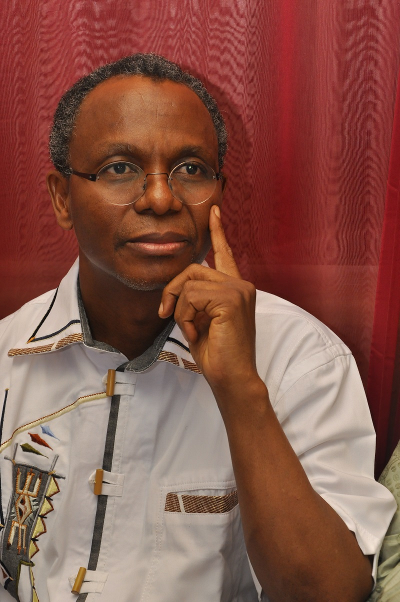 Kaduna State Governor, Nasir el-Rufai: Favoured to suceed President Buhari in 2019?