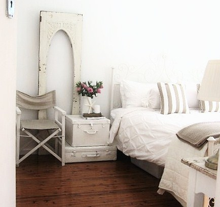 Bedroom Inspiration :: Adding Freshness