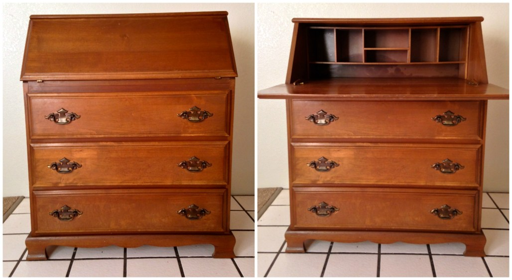 How To : Bureau Desk Makeover || Dreamery Events