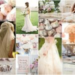 Wedding Inspiration : A Romantic Spring