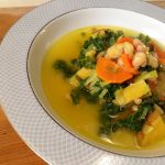 Fall Kale Soup