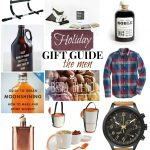 Holiday Gift Guide {The Men}