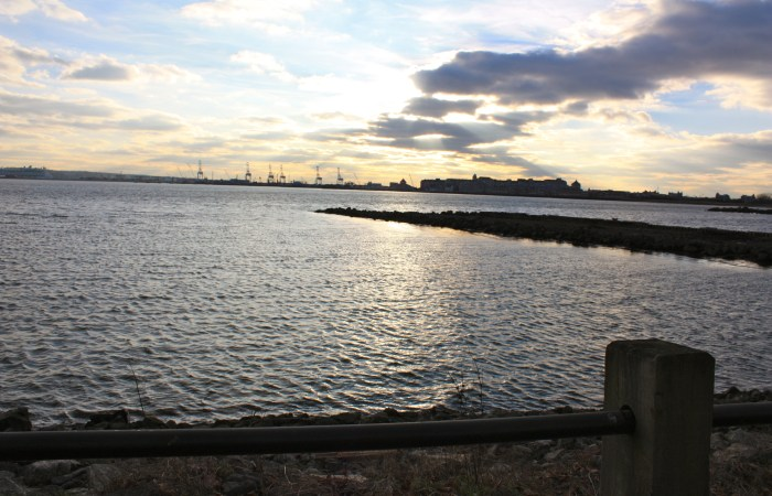 Traveling to…Liberty State Park