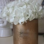 How To : Mercury Glass Vase