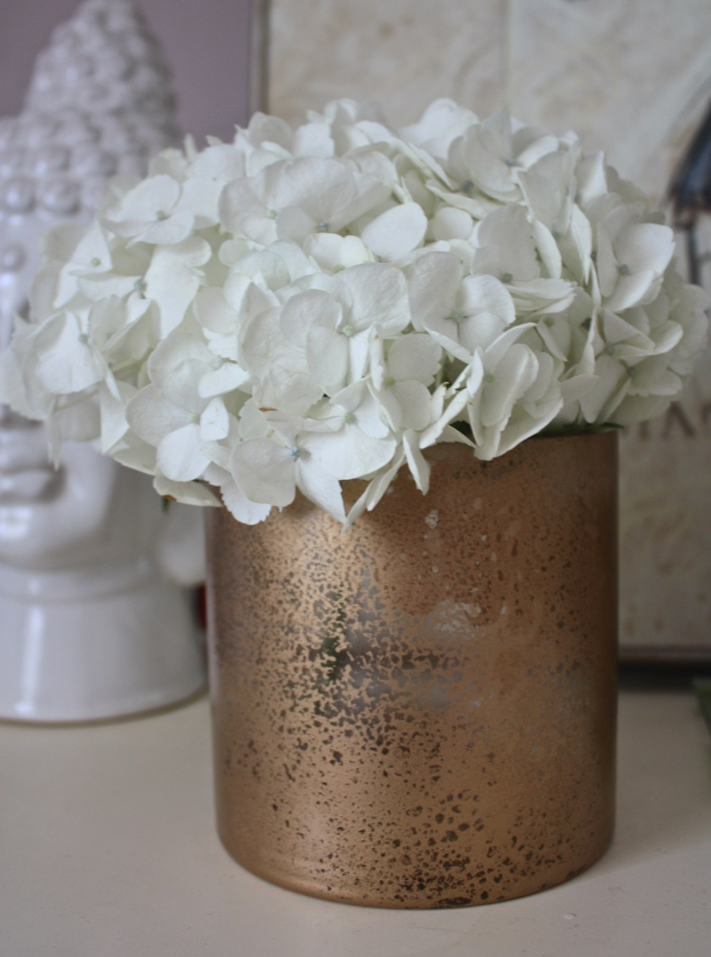 How To : Mercury Glass Vase || Dreamery Events