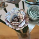 Paper Roses How To: 2 Ways