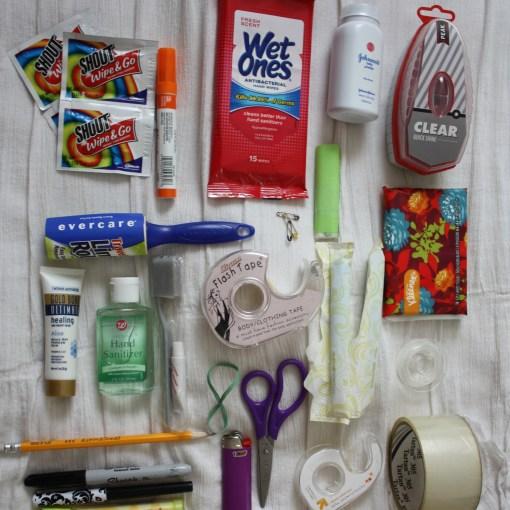 Wedding Planning Essentials: Emergency Survival Kit