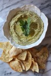 Lemon Herb Hummus