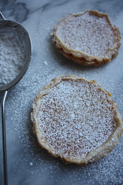 Grapefruit Pies